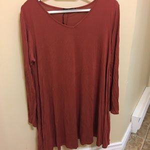Boohoo flare dress never worn